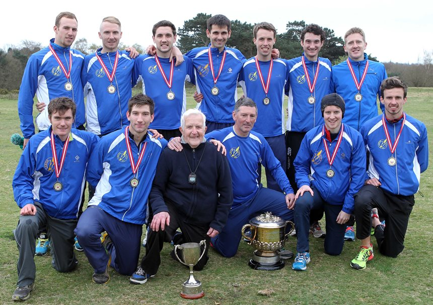 Leeds win National 12 Stage Road Relay