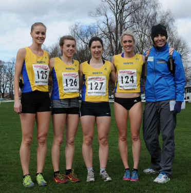 Northern Athletics Team: Home Countries International Cross Country: 22nd March 2014