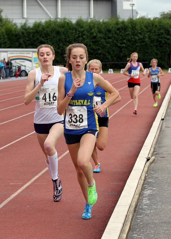 Northern Athletics Under 17 Championships Day 2 Report
