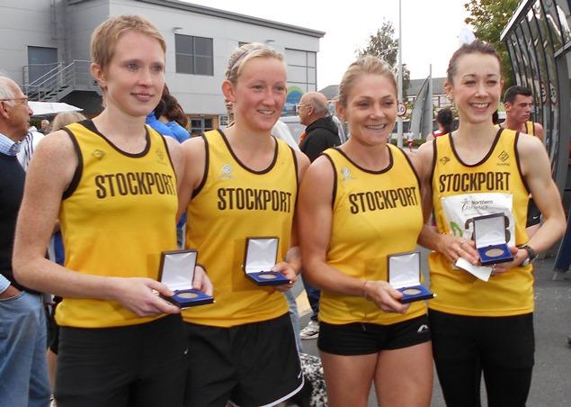 Northern Athletics Women's Road Relay Championship Report 2014