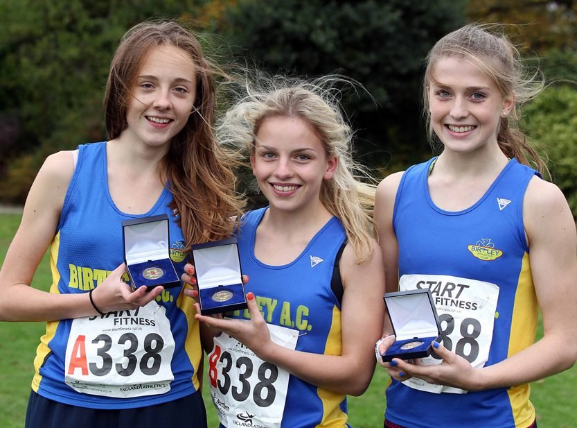 Northern Athletics Cross Country Relay Championships 2014.