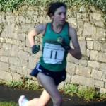 Rebecca Robinson nears finish