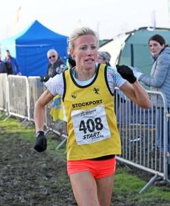 Elle Vernon Northern Athletics Women's Cross Country Champion 2015