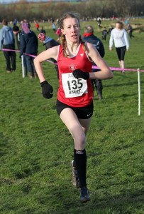 Harriet Knowles-Jones Under 17s Champion