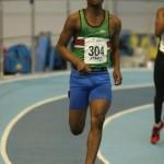 Jona Efoloko sprint double in under 17s