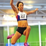 Katarina new CBP record 6.63 in senior women's long jump