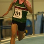 Kelly Chadwick sprint double in under 17s