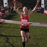 Harriet Knowles Jones wins the under 17 women's ECCA title
