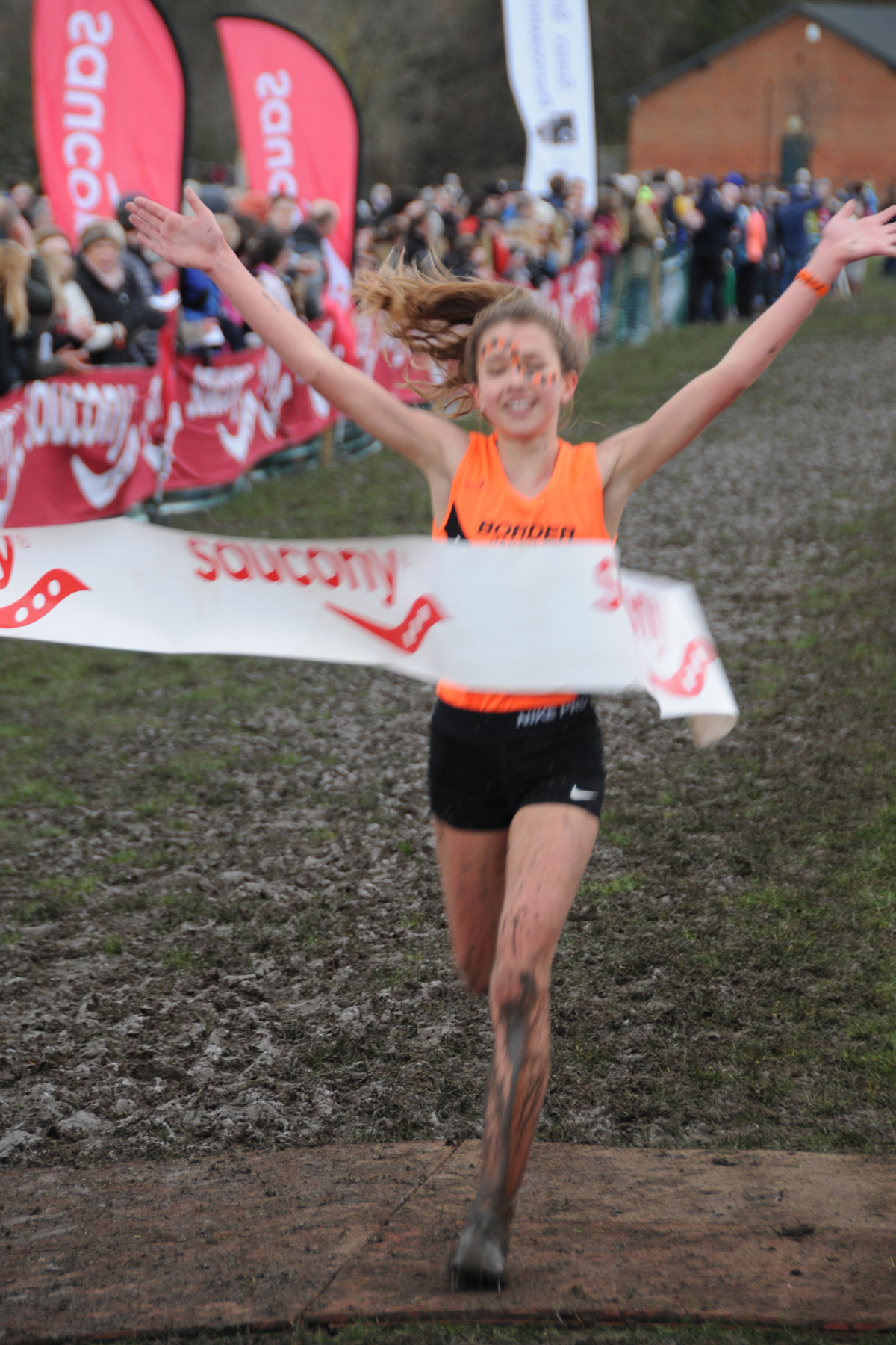 Northern Athletes Shine at Parliament Hill Fields