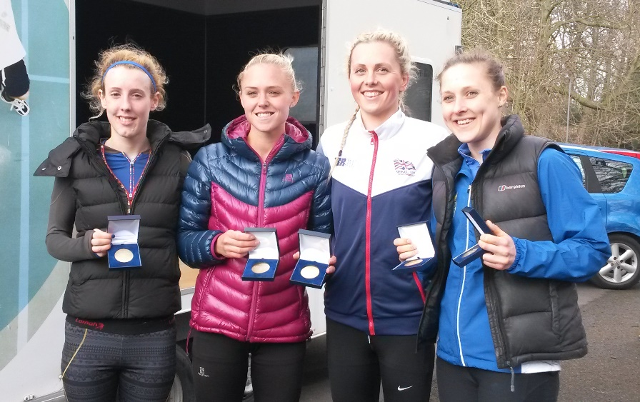 Leeds capture women's 6 stage relay title