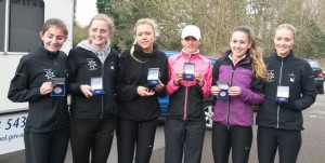 Rotherham bronze medals winners at Sefton Park