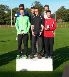 Derby AC Northern Athletics 6stage Road Relay Champions