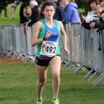 Amelia Lancaster brings home Sheffield to victory in the under 17 women's championship