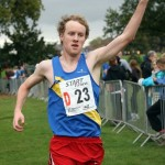 Dominic Easter brings Leeds City AC home to victory in senior men's event