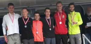 Highest placed Northern Team Derby AC who were 2nd in National 6 stage