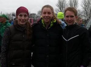 Winning Stockport team