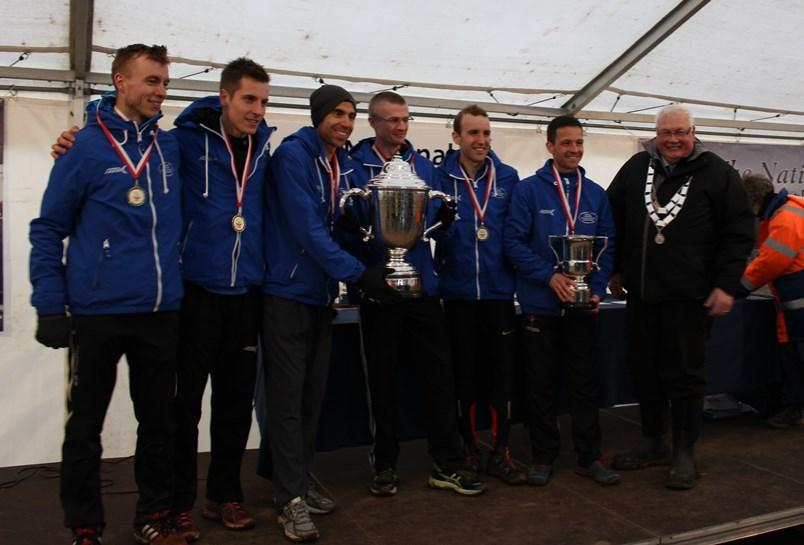 Morpeth claim national team again