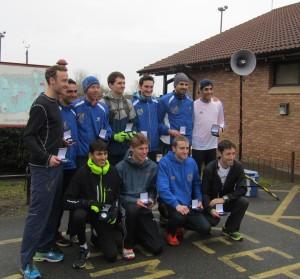 Leeds City Men 2nd