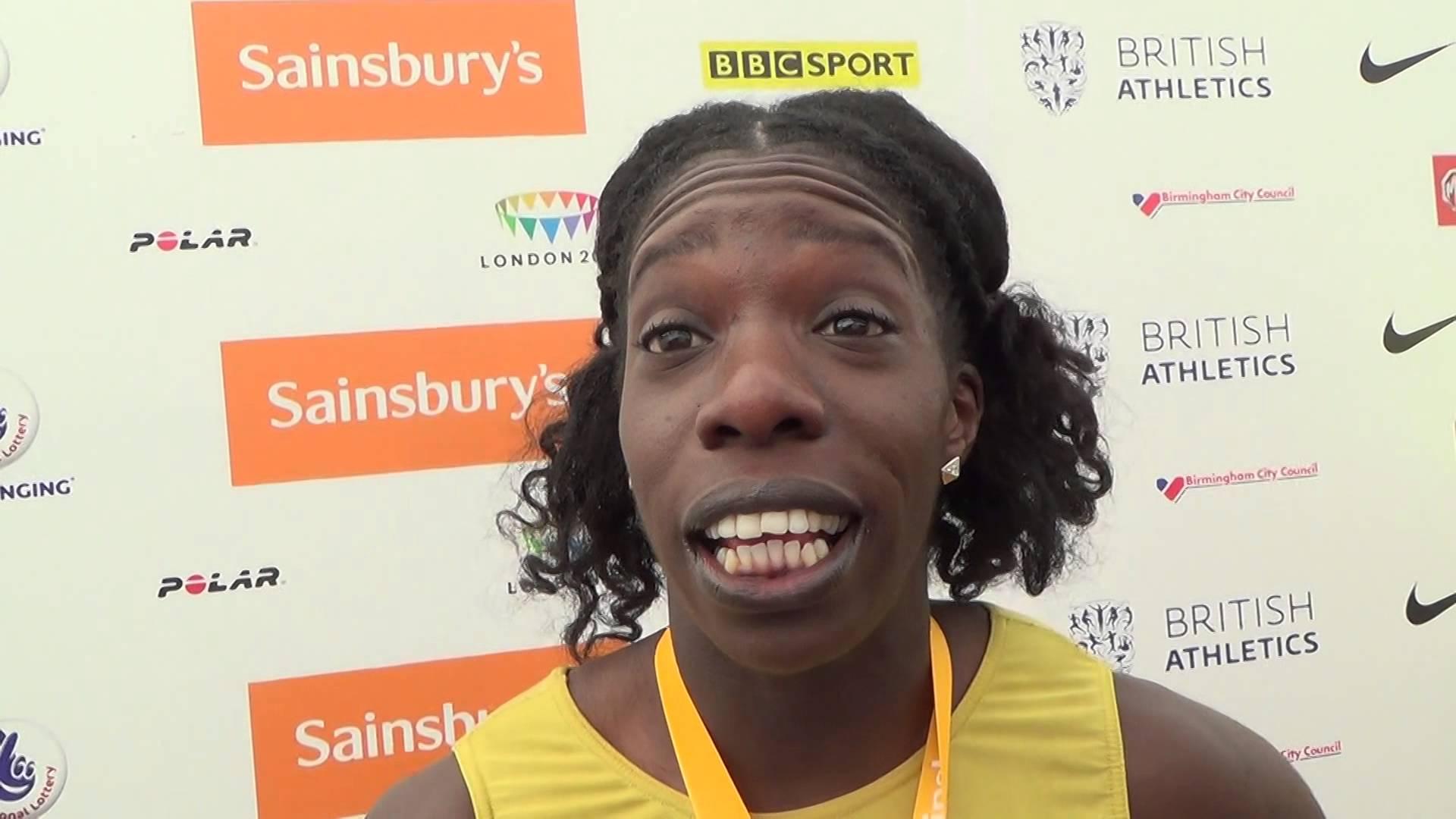 Anyika Onuora wins bronze at Rio