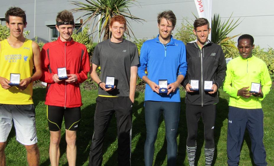 Northern Athletics Men's 6 Stage Report
