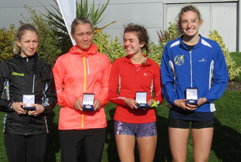 Northern Athletics Women's 4 Stage Report