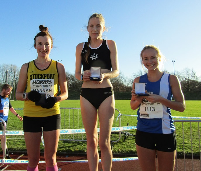 NA 10 Mile Championship Report