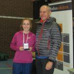 Emily Japp NA 10k Champion 2016