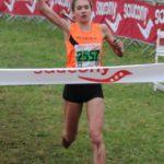 Olivia Grace Mason ECCA U/15 Champion 2017