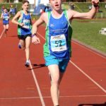 Connor Henderson u-17s winner