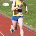 Ella McNiven wins under-15 girls