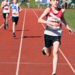 Finley Proffitt wins boys u-15s