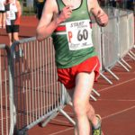 James Wignall Sale Harriers victory