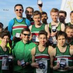 Sale Harriers NA 12 stage road relay champions 2017