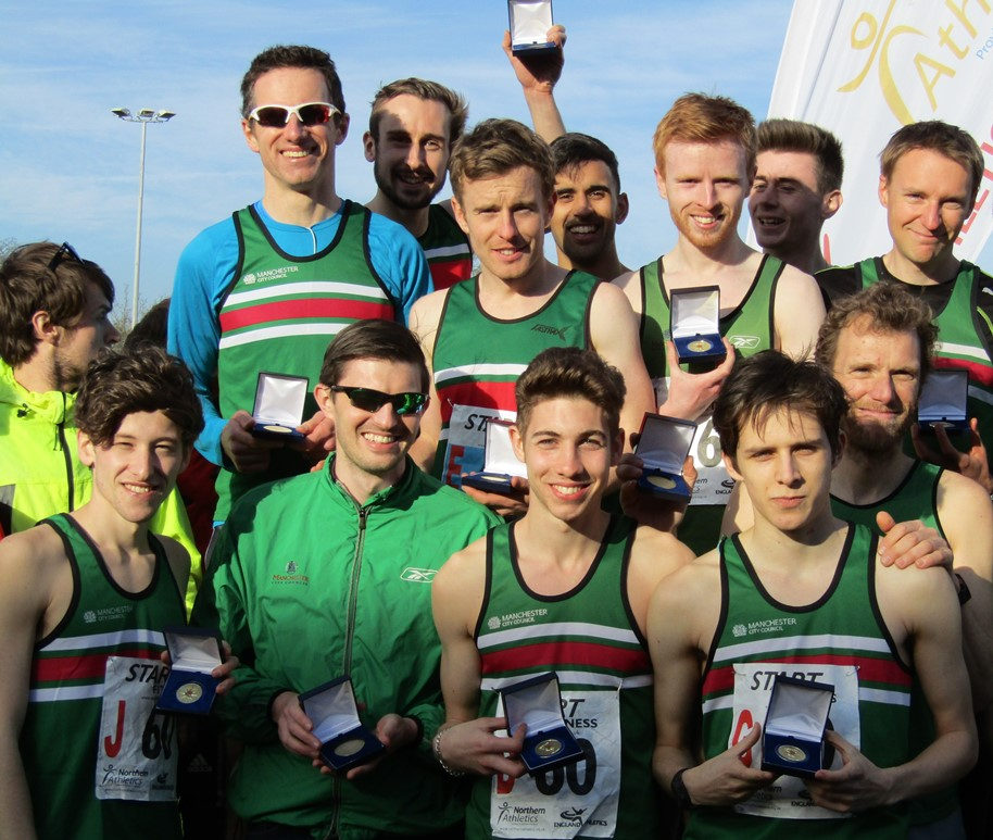 NA 12-Stage Relay at Stanley Park, Blackpool Saturday, 25th March 2017