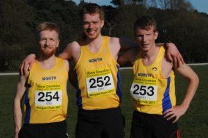 Joe Wilkinson, Steve Bayton, Chris Farrell.