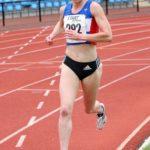 Becky Rigby wins 5000m
