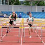 Chelsea-Walker 100m hurdles winner
