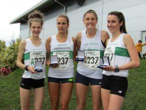Olivia Stones, Abigail Howarth,Laura Riches,Lauren Howarth