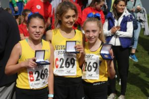 Liverpool Harriers Under 15 Road Relay Champs 2017