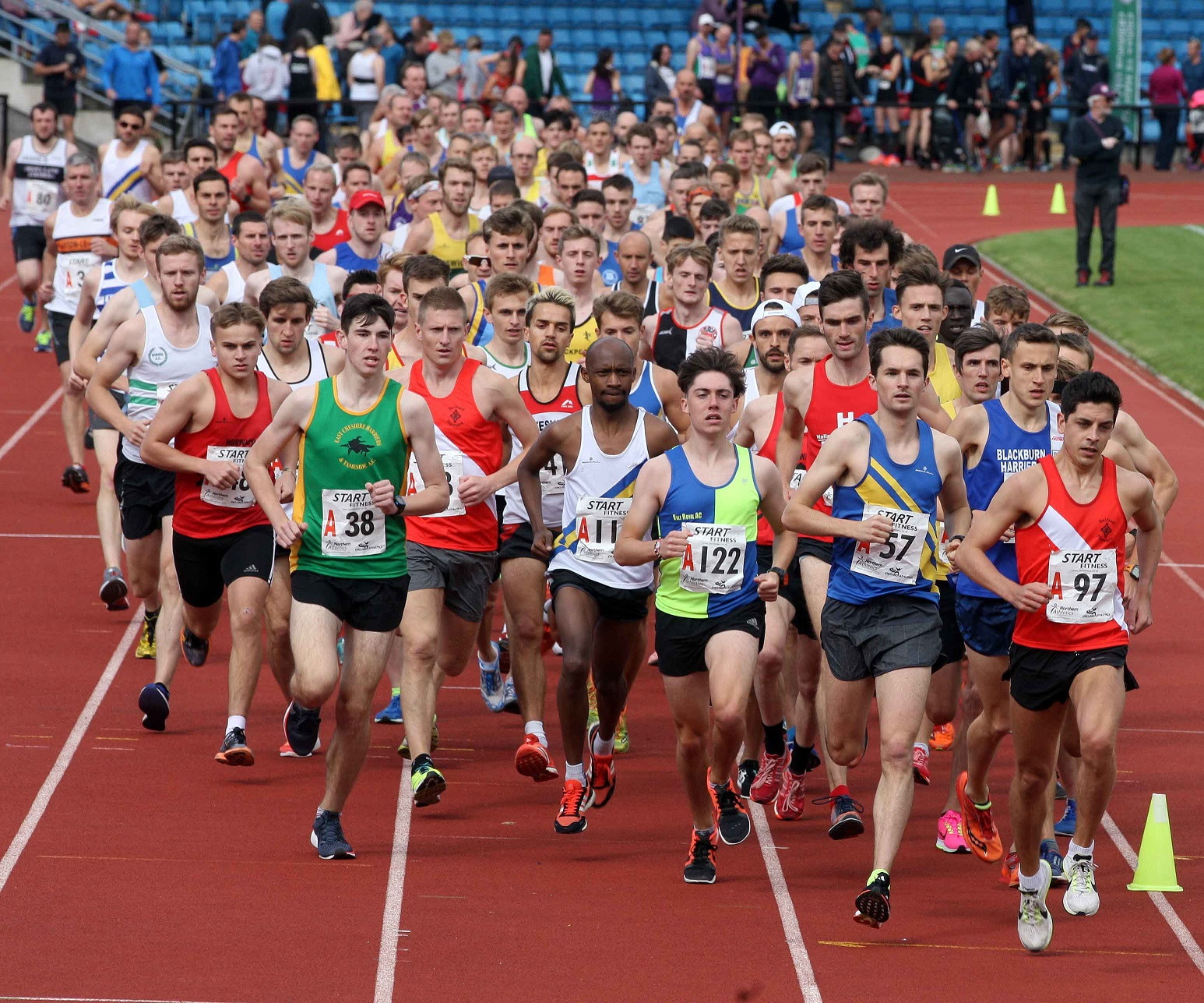 Photo Gallery from Road Relays