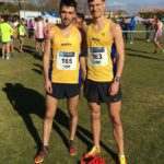 Liam Burthem and Josh Schofield