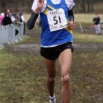 Emile Cairess (Leeds City AC) wins the mens junior 2018 Northern Cross Country Champs., Harewood House, Leeds. Photo: David T. Hewitson/Sports for All Pics