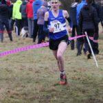 Rory Leonard under 17s men champion