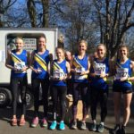 Leeds City women Northern Athletics 6 stage road relay champions 2018