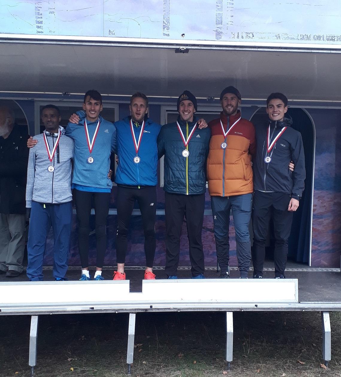 Silver medals for Leeds City Men
