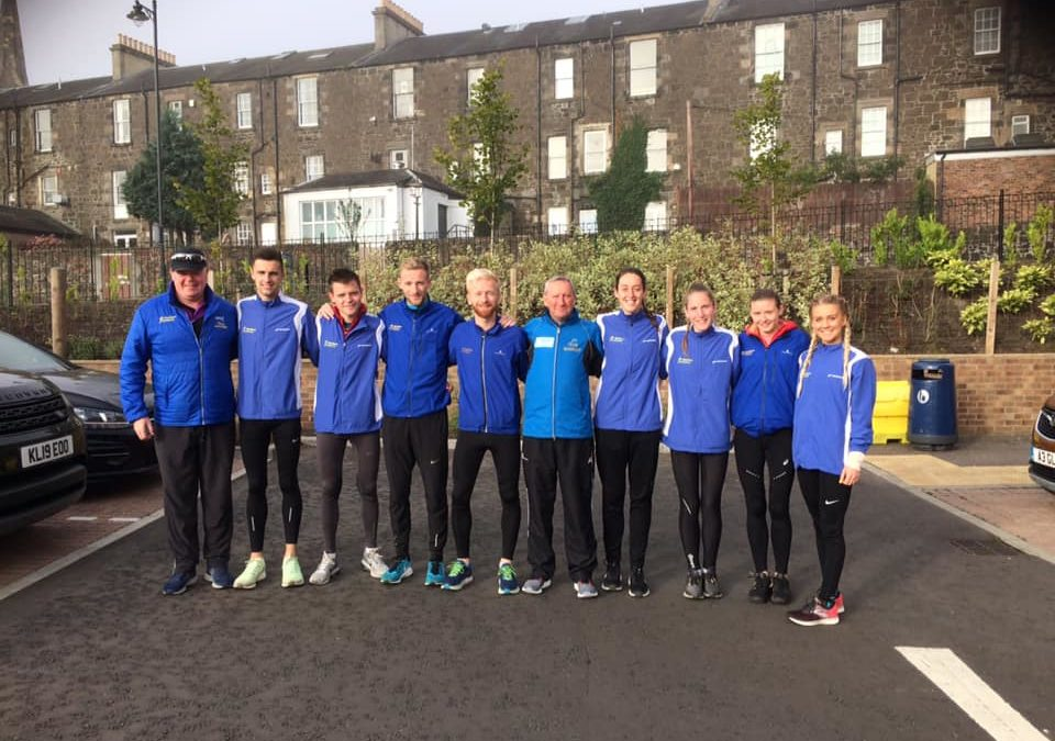 Inter Area Road series race 1: Stirling 10k