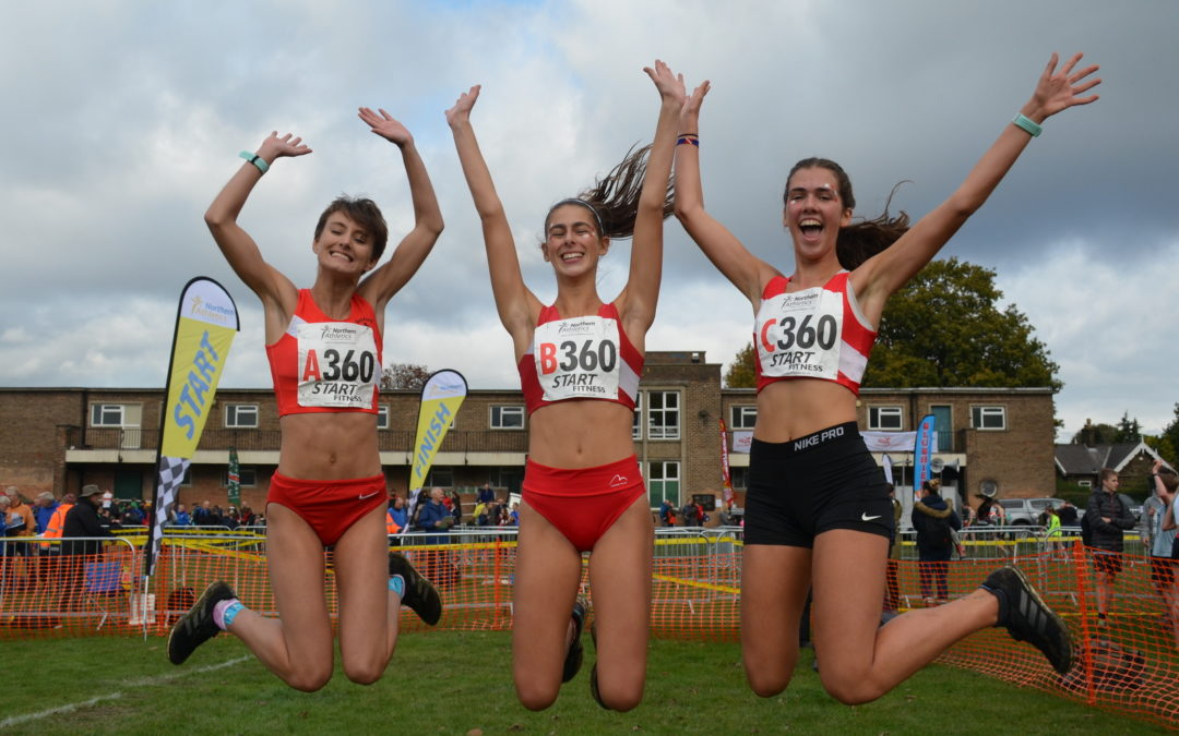 Northern Athletics XC Relays – Race Report
