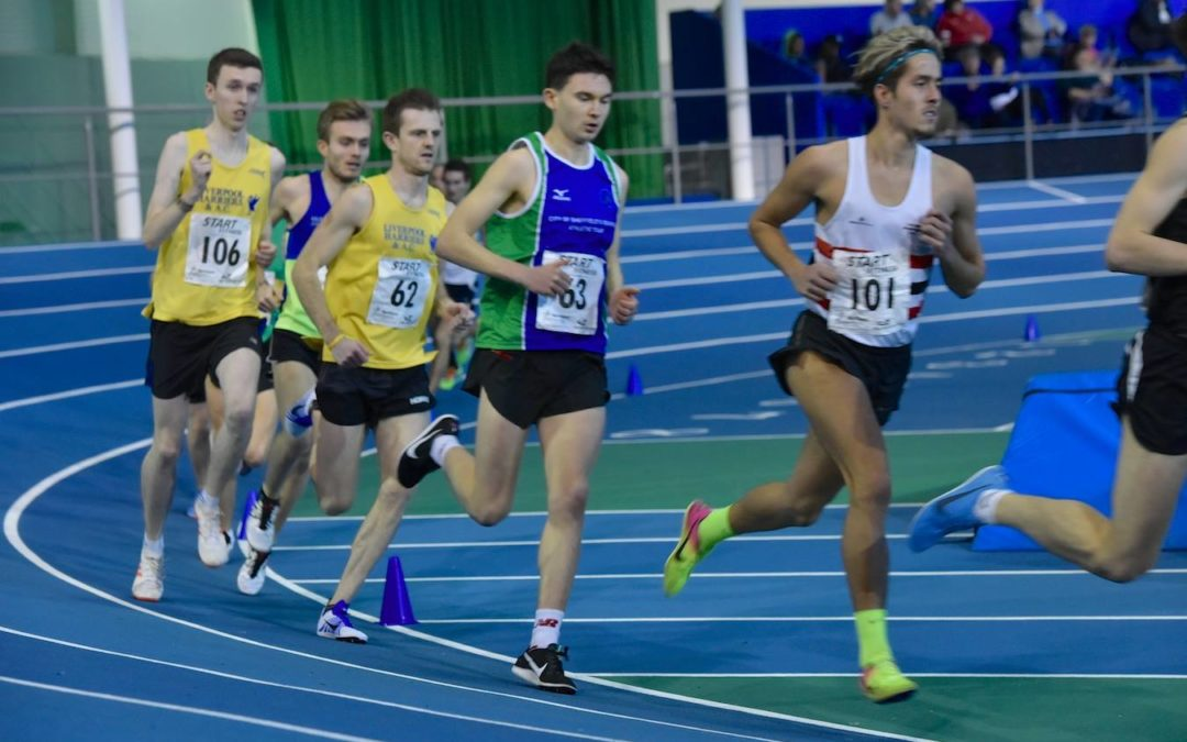 Indoor Championships Competitor Information – 11/12th January 2020