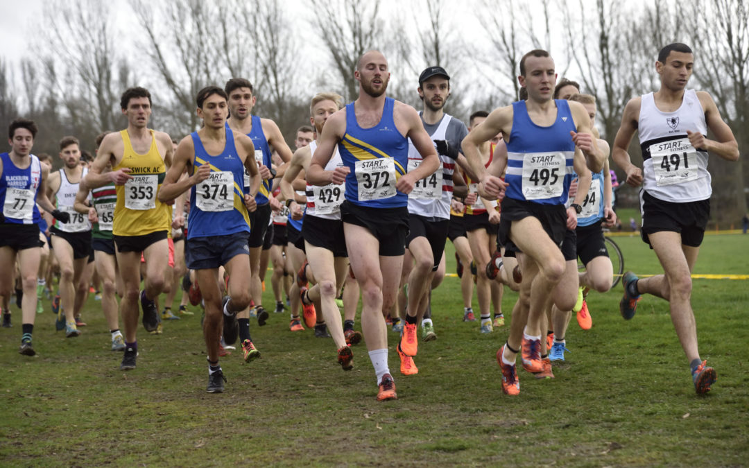 Northern Athletics XC Championships 2020