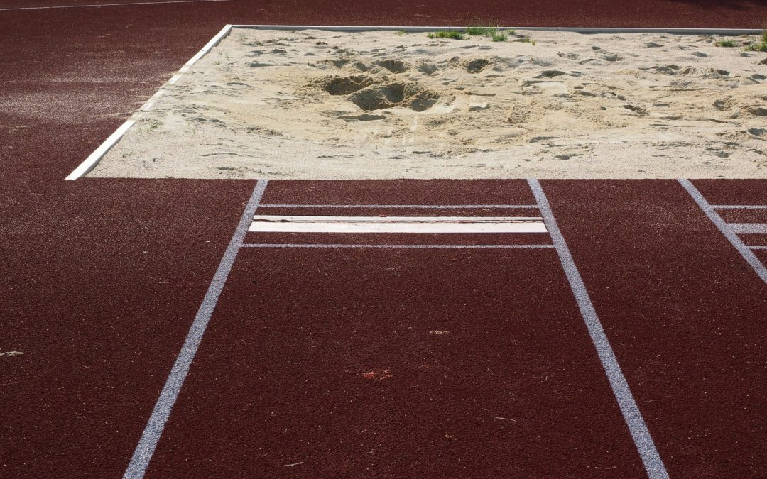 The greatest long jumper of the 19th Century … but who was to know?